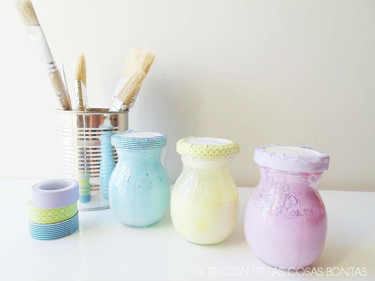 cmo hacer chalk paint o pintura de pizarra casera