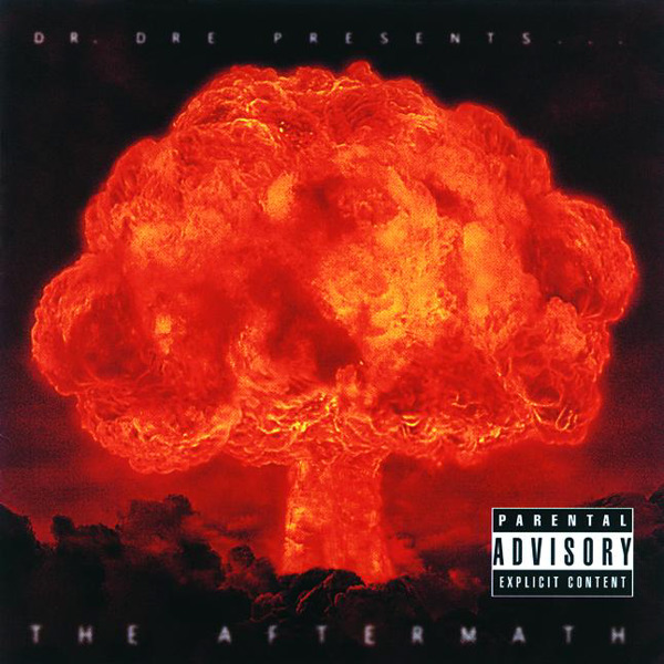 Various Artists - Dr. Dre Presents... The Aftermath Cover