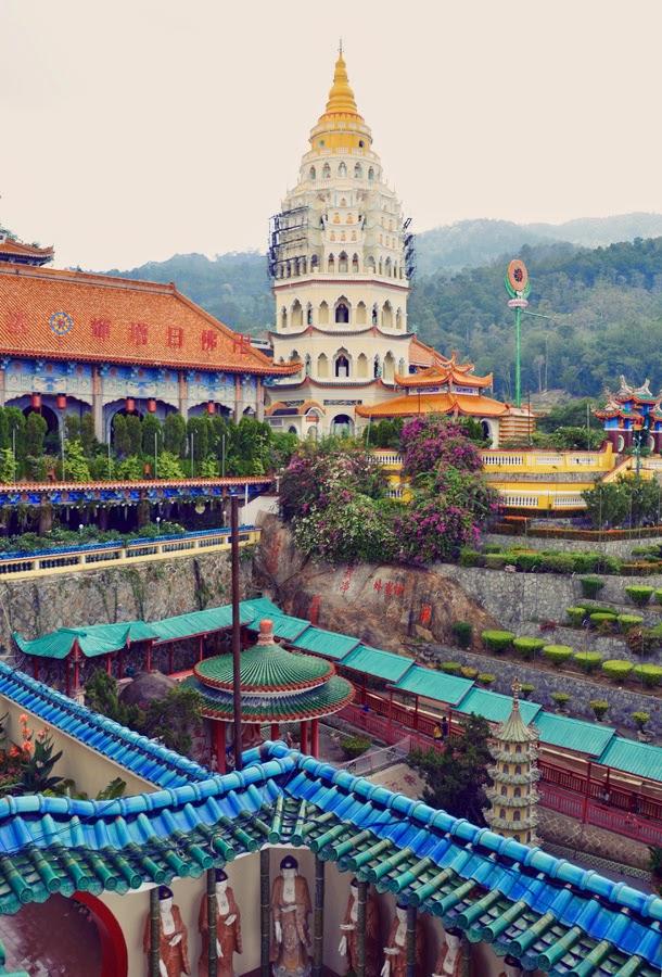 Kek Lok Si Temple, Penang , Malaysia