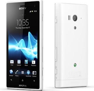 Android dari Sony - [www.zootodays.blogspot.com]