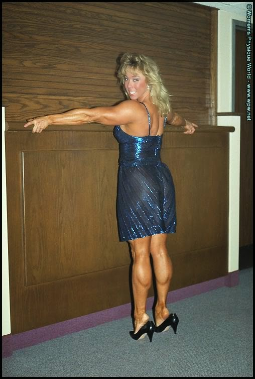 Muscular Calves Women 11