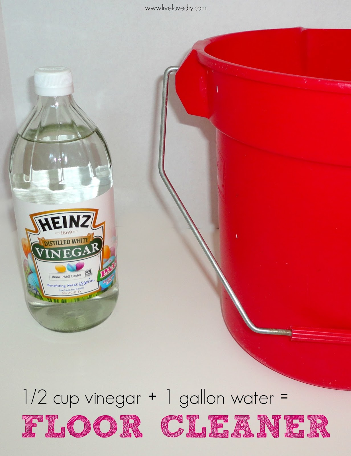 10 Vinegar Cleaning Secrets - LiveLoveDIY: 10 Vinegar Cleaning Secrets