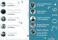 Conciertos 2016