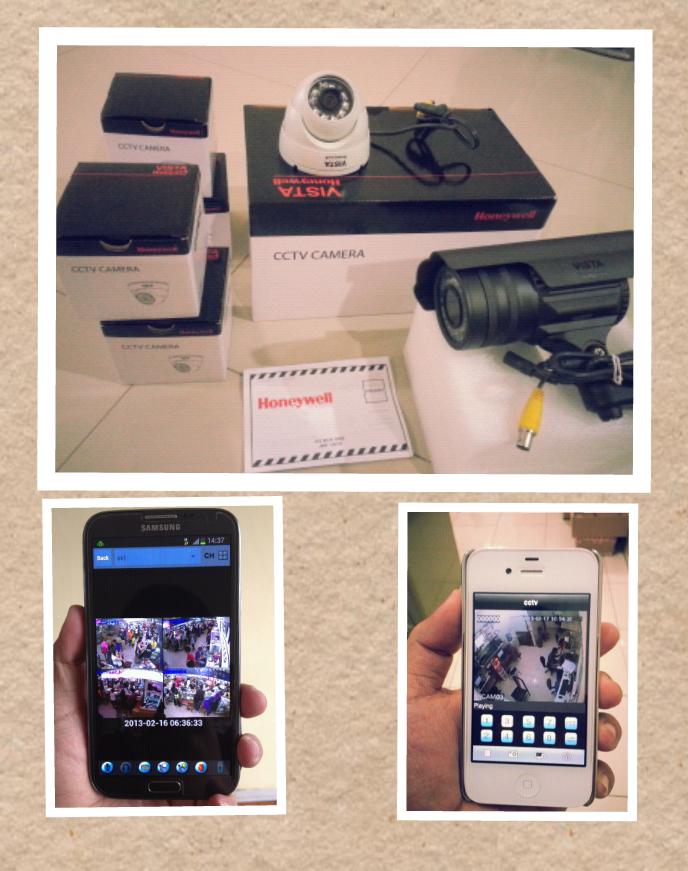 Distributor CCTV Berkualitas & Harga Terjangkau