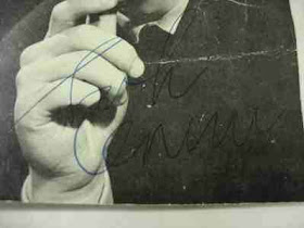 Tanda Tangan John Lennon