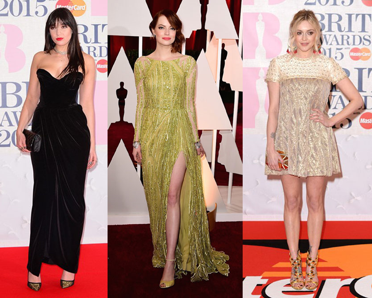 Awards season best dressed 2015