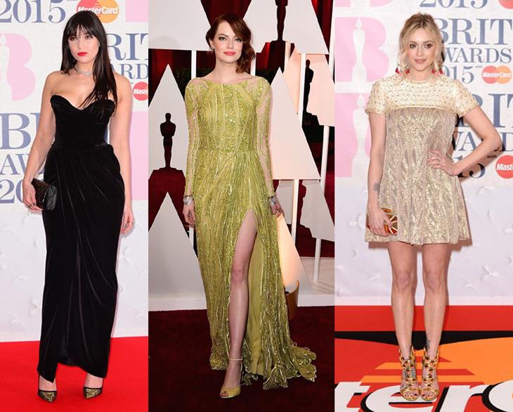Awards season best dressed 2015