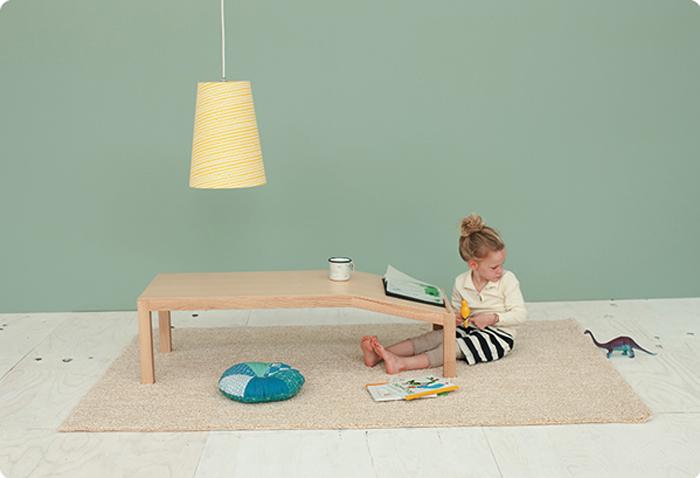 Actus kids furniture in Japan