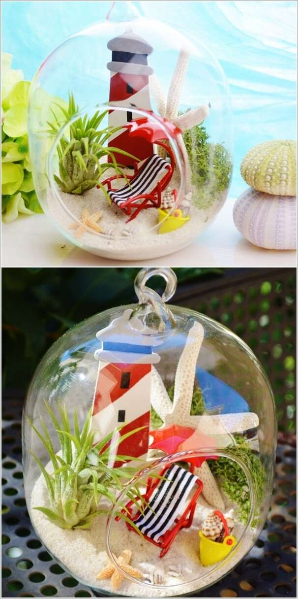 22 amazing miniature terrarium ideas for try now home decor - Terrarium decoration miniature ...