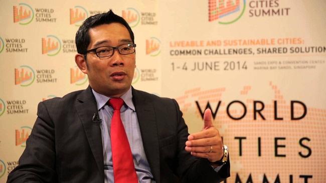 LGBT semakin marak di kota Bandung, beginilah reaksi walikota Ridwan Kamil.