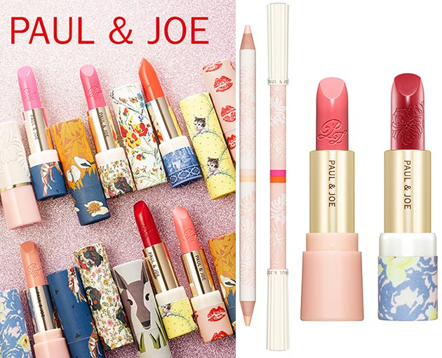 paul & joe collection maquillage automne 2014 le film