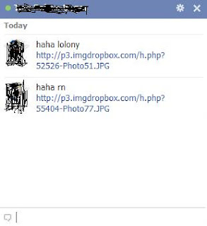 Virus Facebook Chat