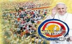 POPE VISIT 2015