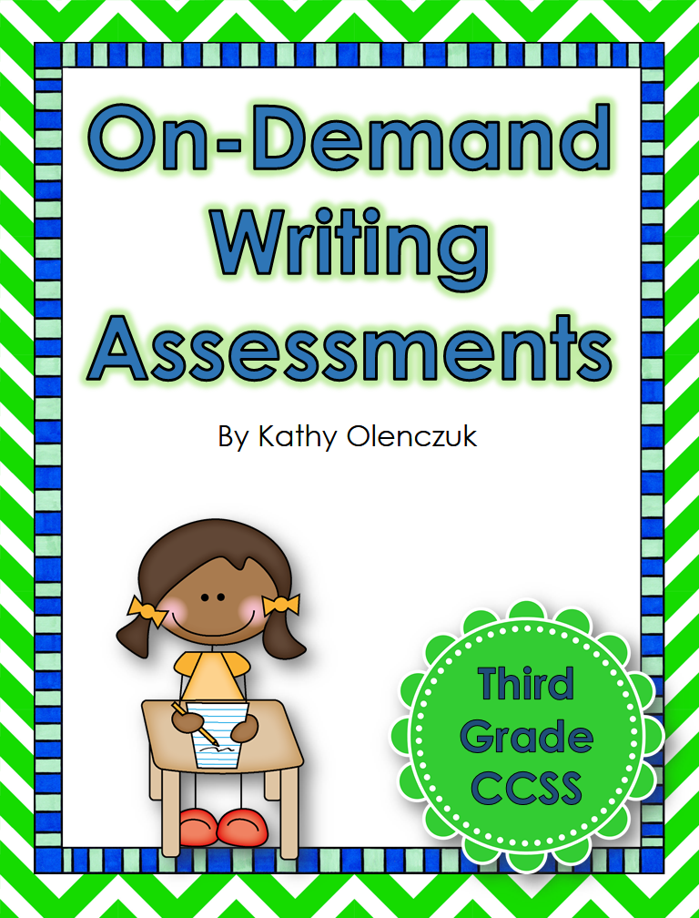 http://www.teacherspayteachers.com/Product/On-Demand-Writing-Assessments-Third-Grade-CCSS-1141243