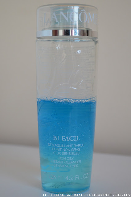 a photo of Lancome Bi-facil Eye Makeup Remover