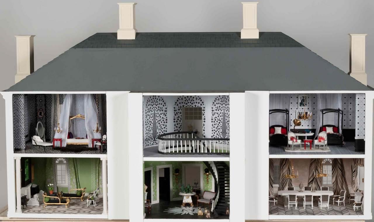 mini modern  the 10 houses of the designer dollhouse showcase