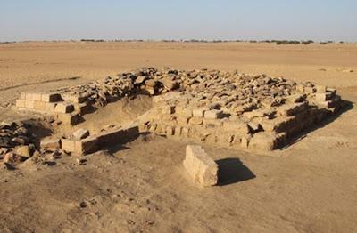 16 Piramida Ditemukan di Kuburan Sudan