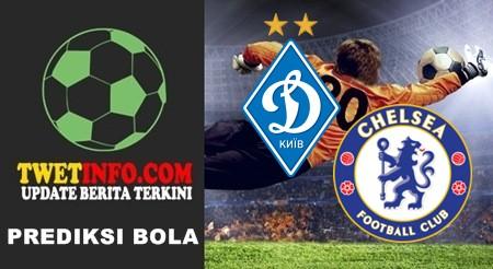 Prediksi Dynamo Kyiv vs Chelsea