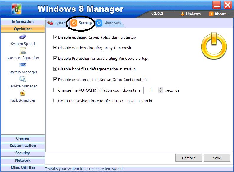 Cara Ampuh Mempercepat Booting di Windows 8 / 8.1