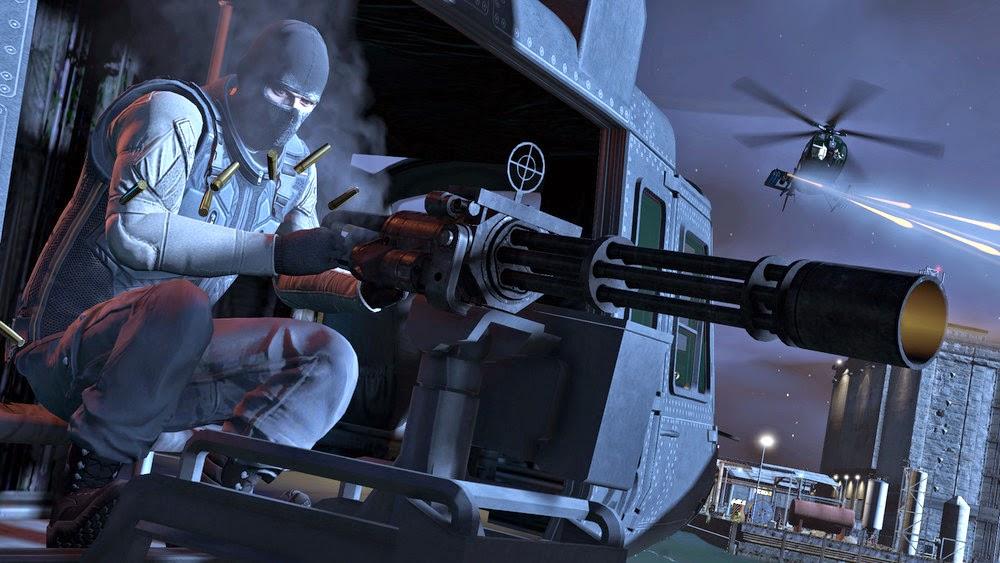 GTA V Adiado para Abril e 'Heists' online em Março