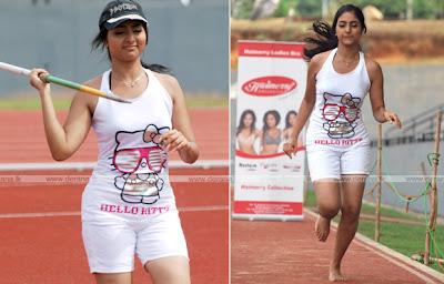 Miss Sri Lanka 2012 Vinu Siriwardane Hot Photos