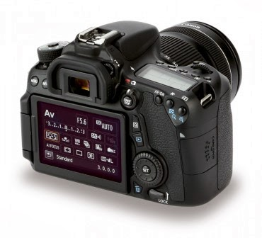 Harga Kamera DSLR Canon 70D Terbaru