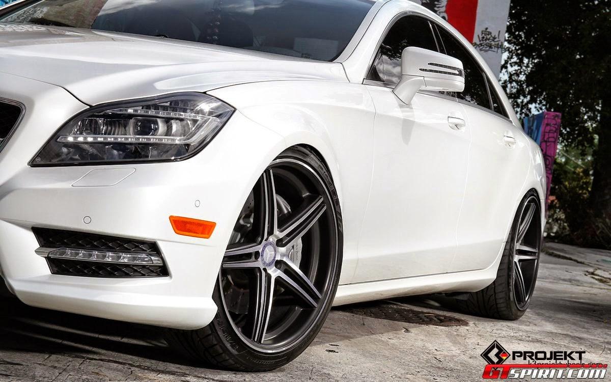 2012 mercedes cls 550 k3 projekt wheels
