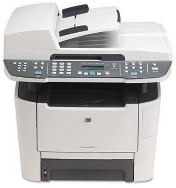 Images HP Laserjet M2727 Mfp