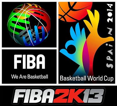 2014 FIBA Basketball World Cup in Spain - NBA 2K13 Mod