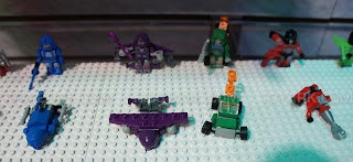 Hasbro 2013 Toy Fair Display Pictures - Transformers Kre-O Micro Changers
