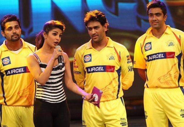 IPL 5 priyanka dhoni