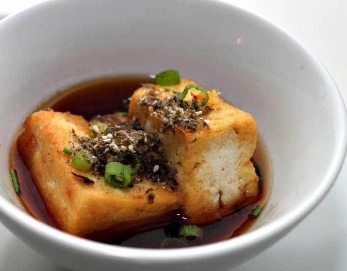 House Vegan: Agedashi Tofu with Perfect Rice