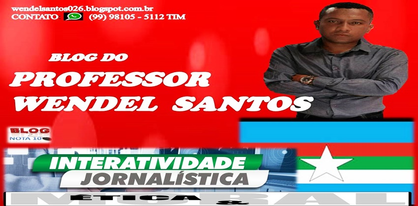 BLOG DO WENDEL SANTOS PROFESSOR
