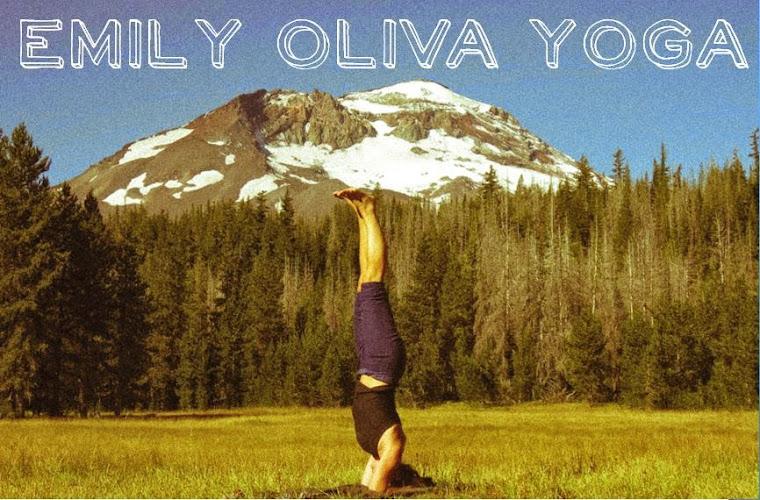 Emily Oliva Yoga