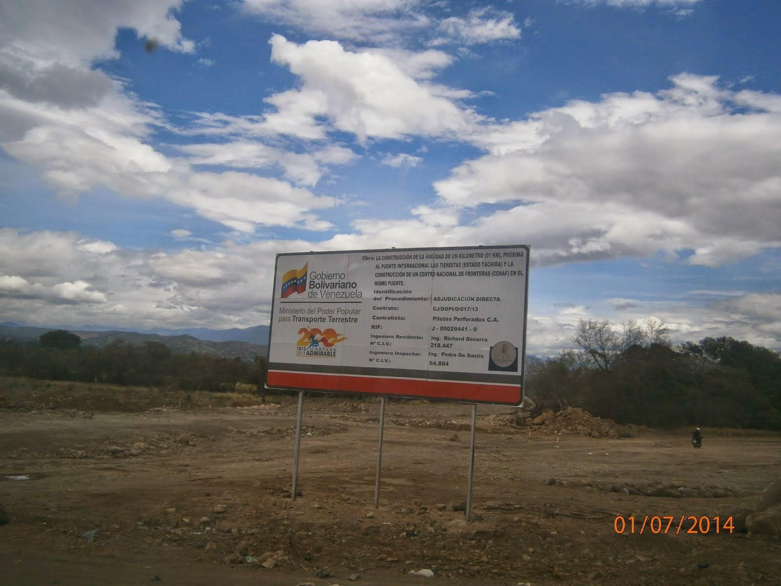 """""""LOS CONSTRUCTORES""""; PERO NO DE """"PUENTE TIENDITAS"""":"""