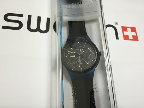 Swatch SISTEM51のケース