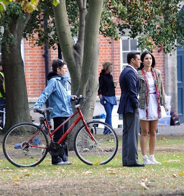 Salman Khan Katrina Kaif shooting for Ek Tha Tiger stills