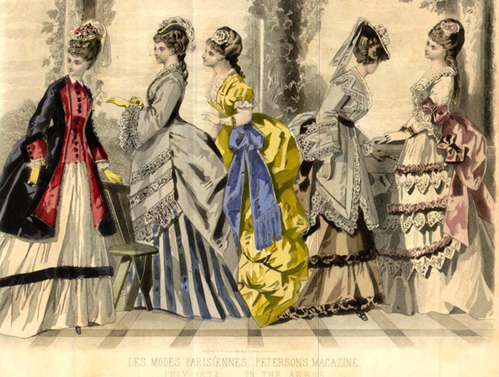 victorian clothing for women