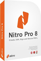 Free Download Nitro PDF Professional Enterprise 8 v8.1.1.12 with Keygen Full Version