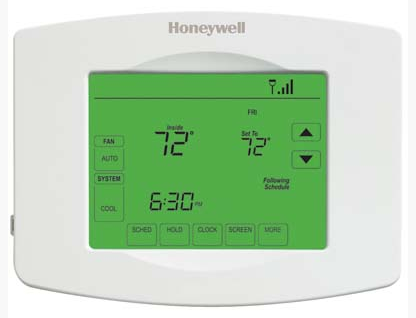 product spotlight honewell s new wi fi thermostat hvac in connecticut rh towerequipment blogspot com