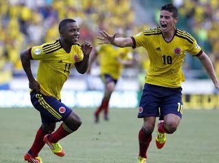 Resultado Colombia Vs Argentina Eliminatorias 2014