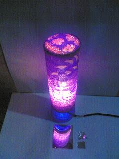 Cara Membuat Lampu Tidur Botol Bekas | Bumiku