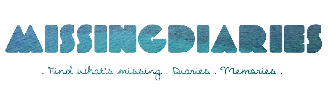 missing diaries