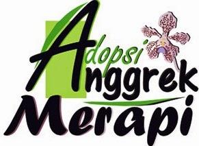 Adopsi Anggrek Merapi