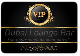 Cartão Fidelidade Dubai Lounge Bar