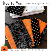 Boo to You Mystery Quilt