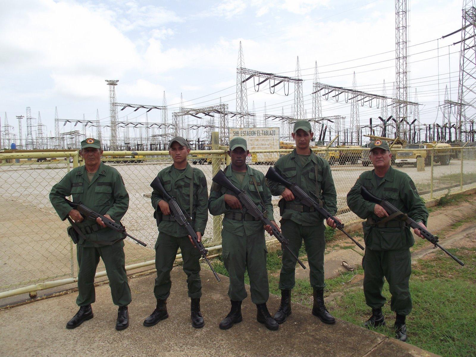 Milicia Bolivariana  2011_0519QUISIRO0059