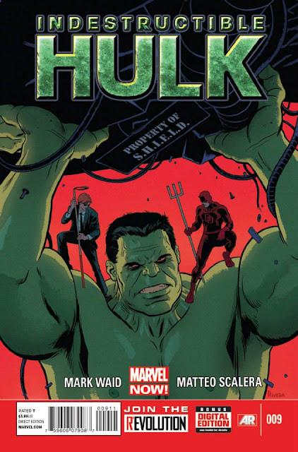 Indestructible Hulk #09 (Marvel Now)