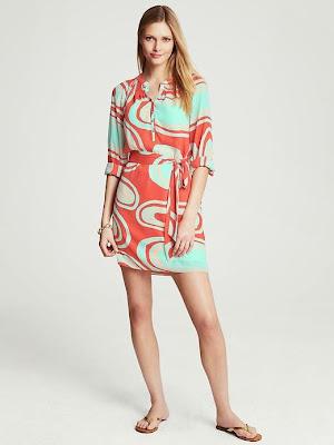 açık renk bol kesim elbise, desenli elbise, kısa elbise 2014 elbisem odelleri