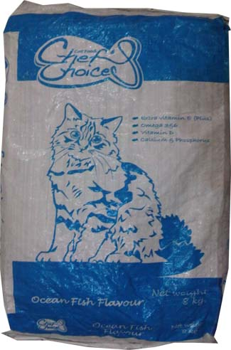 Review Makanan Kucing Chefs Choice Varian Tuna Flavor